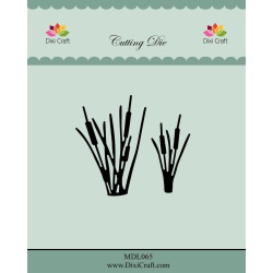 Dixi Craft - Cattails - MDL065