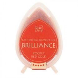 Brilliance - Rocket Red Gold