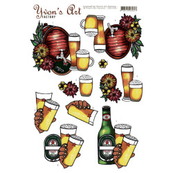 Yvon's Art - Beer - CD11343