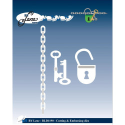 By Lene - Keys & Lock -...