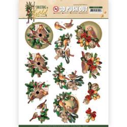 Prima Marketing - Leaf Embellishments - Evergreen (635633)