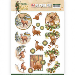 Prima Marketing - Leaf Embellishments - Autumn Maple (635657)