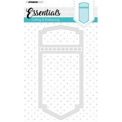 Stampers Anonymous - Tim Holtz Cling Mount Stamps - Ornate & Lace