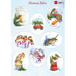 Marianne Design - Collectables - Eline's Sleigh - COL1460