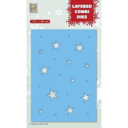 Amy Design - Christmas Wishes - Holly Wreath - ADD10149