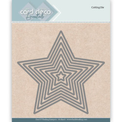 Card Deco Essentials - Star...