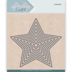 Card Deco Essentials - Star...