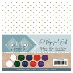 Card Deco Essentials - Foil...