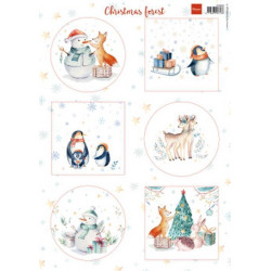 Marianne Design - Christmas...