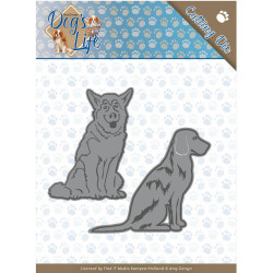 Amy Design - Dogs - Sitting...