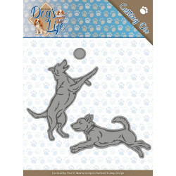 Amy Design - Dogs - Playing...