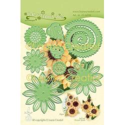 Leane Creatief - Sunflower...
