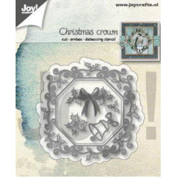 Joy! - Christmas Crown -...