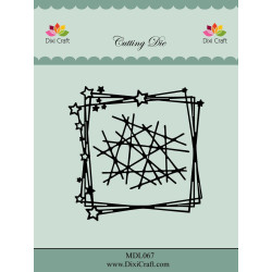 Dixi Craft - Star Frame -...