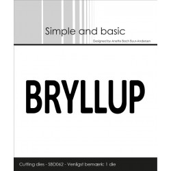 Simple And Basic - Bryllup...