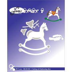 By Lene - Rocking Horse -...
