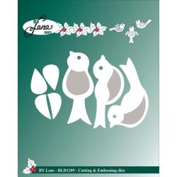 Papirdesign - Hjem Til Jul - Julefest - 30.5x30.5