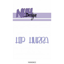 NHH Design - Hip Hurra -...