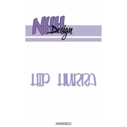 NHH Design - Hip Hurra -...