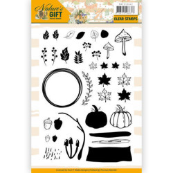 Studio Light - Scrapbooking Ark - Winter Days - SCRAPWD02