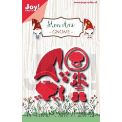 Hobbydots Sticker - Sparkle 01 - Mirror - Christmas Red