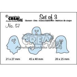 CREAlies - Set Of 3 -...