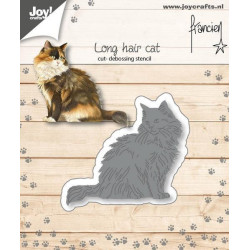 Joy! - Longhair Cat -...