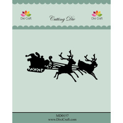 Dixi Craft - Santa Claus In...