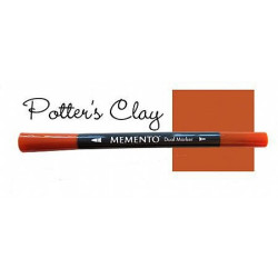 Memento Marker - Potters Clay