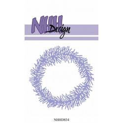 NHH Design - Pine Wreath -...