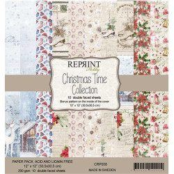 MARIANNE DESIGN - Winter Village - IT0607