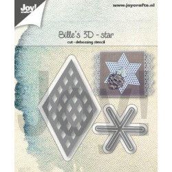 Joy! - Bille's 3D Star -...