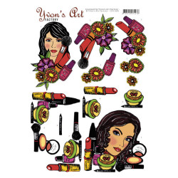Yvon's Art - Make Up - CD11426