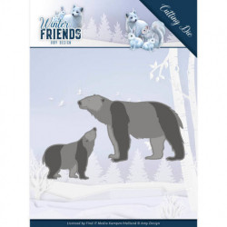 Amy Design - Winter Friends...