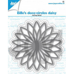Joy! - Deco Circles Daisy -...