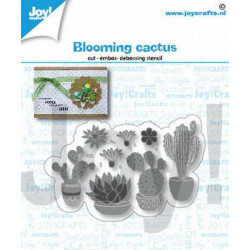 Joy! - Blooming Cactus -...