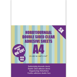 Hobbyjournaal - Double...