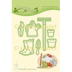 Leane Creatief - Garden Set...