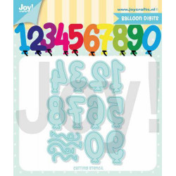 Joy! - Balloon Digits -...
