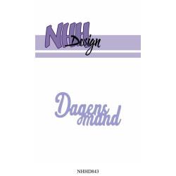 NHH Design - Dagens Mand -...
