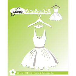 By Lene - Dress On Hanger -...