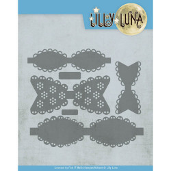 CottageCutz - Nested Stitched Scallop Square Set - CCB-066