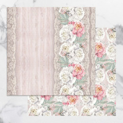 Barto Design - Scrapbooking Ark - Blomster - 130507