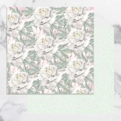 Barto Design - Scrapbooking Ark - Blomster - 130508
