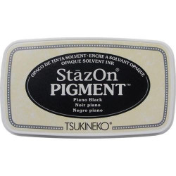 Stazon Pigment - Piano Black