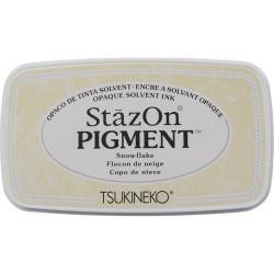Stazon Pigment - Snowflake