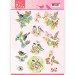 Jeanine's Art - Happy Birds...
