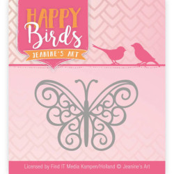Jeanine's Art - Happy Birds...