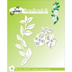 By Lene - Flower Vine -...