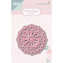 Joy! - Tea Party Doily -...